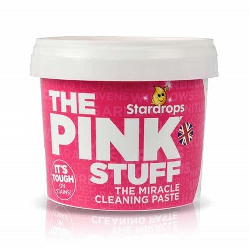 Stardrops Pink Stuff Paste Saucepan Barbecue Oven Hob Miracle Cleaner 500 grams